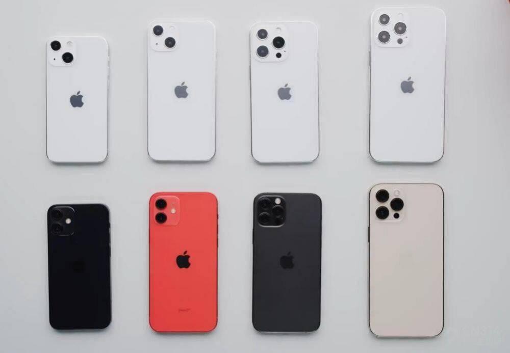 iPhone 12用户真的有必要换iPhone 13吗?仅10%用户愿意升级?