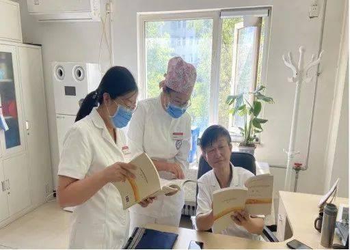 石景山区医保同仁再次掀起学习医疗保障基金使用监督管理条例的热潮