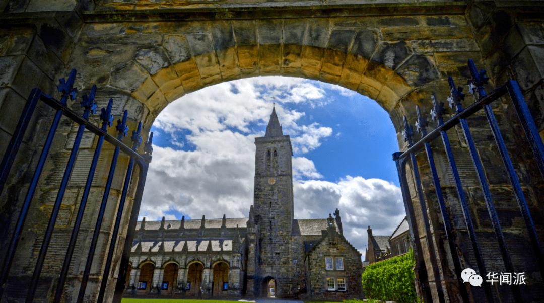 圣安德鲁斯大学碾压牛津、剑桥登上《英国2022优秀大学指南》榜首