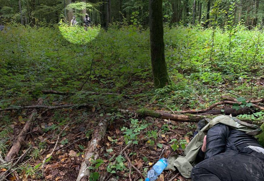 白俄罗斯在与波兰边界处发现一名被殴打昏迷的伊拉克难民