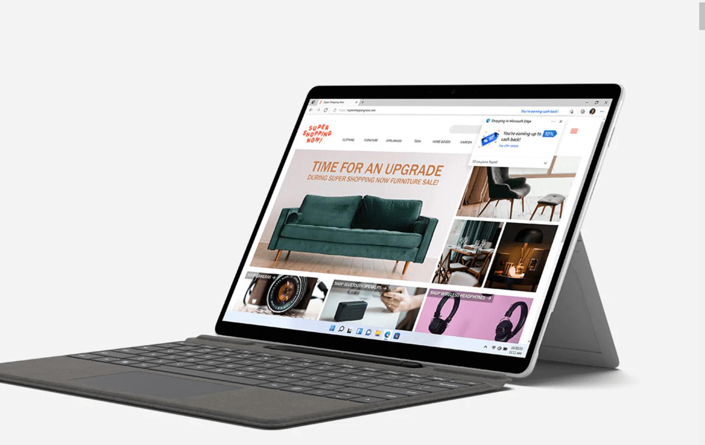 微软Win11笔记本Surface Pro X新款发布:只支持Wi-Fi