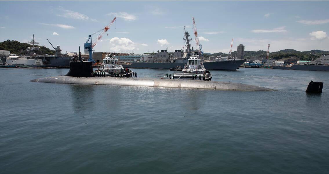 恒宏注册美军核潜艇在南海撞上不明物体,艇员伤情曝光:撞伤、擦伤和撕裂伤