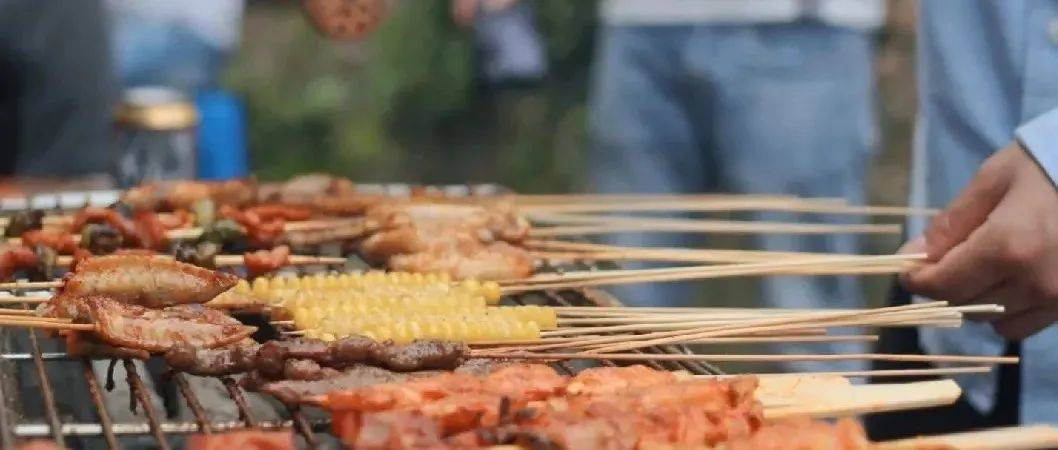 湖州烧烤好去处!用烤串和美景治愈凉风乍起的秋日~