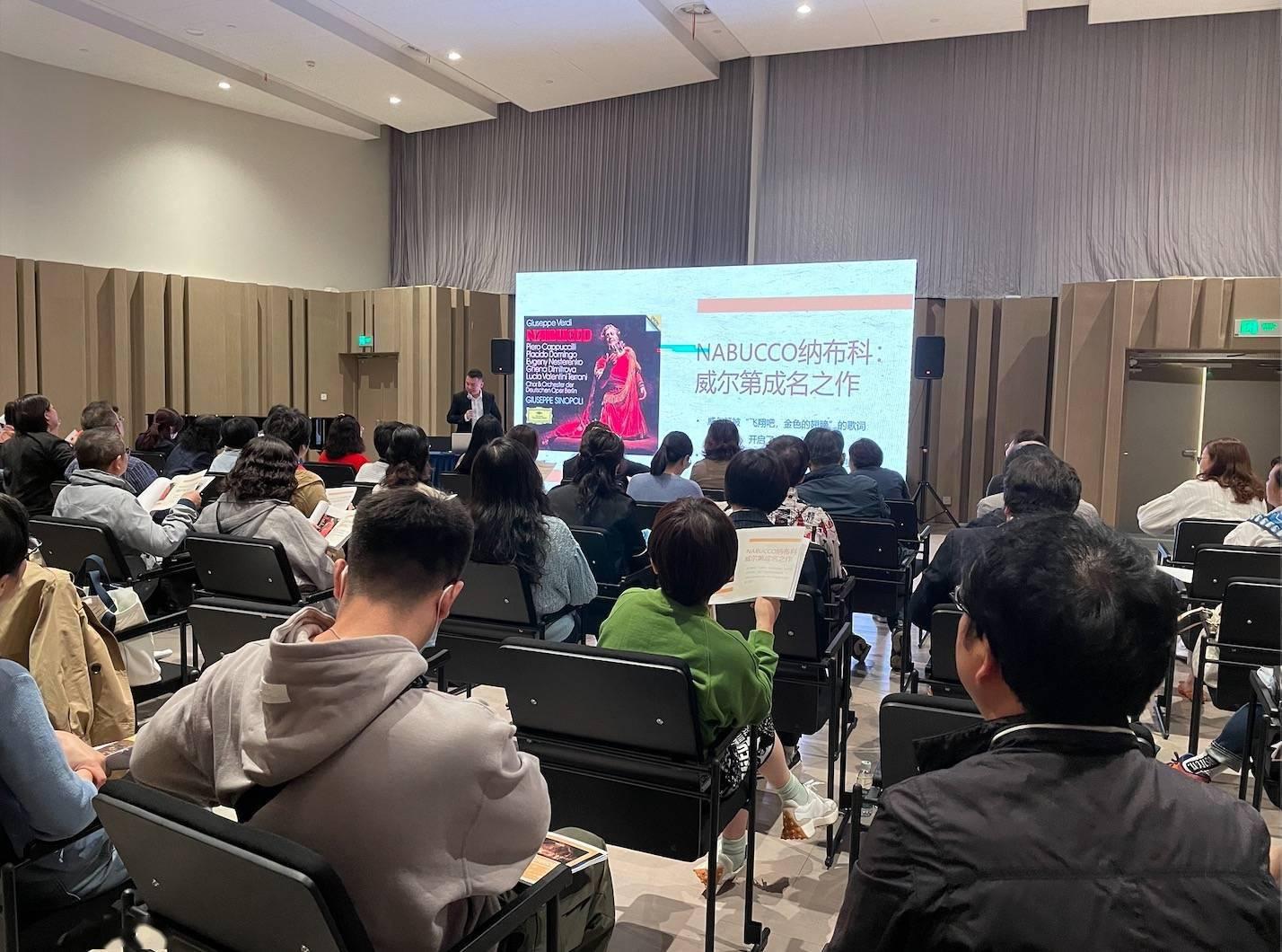 零基础学唱威尔第,上海中小学校长也能唱好意大利歌剧名段