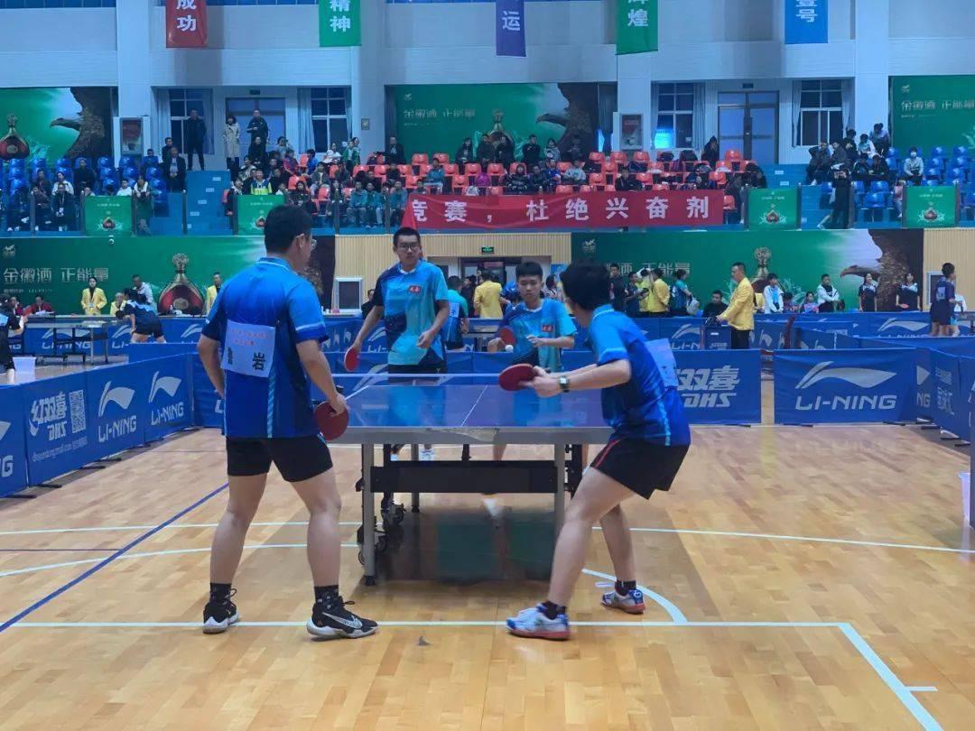 聚焦九运会丨乒乓球比赛今日开赛